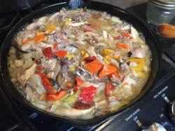 4. rabbit stew