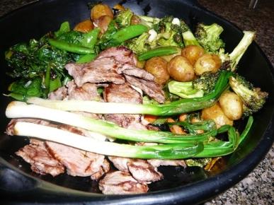 Lopez Dinner 100%