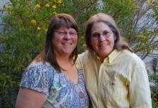 Teri & Liz